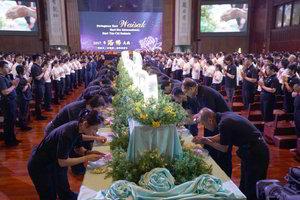 Vesak 2017 The Tzu Chi Buddhist Foundation of Indonesia
