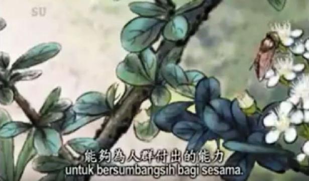 Master Cheng Yen Bercerita: Maudgalyayana Membimbing Adiknya