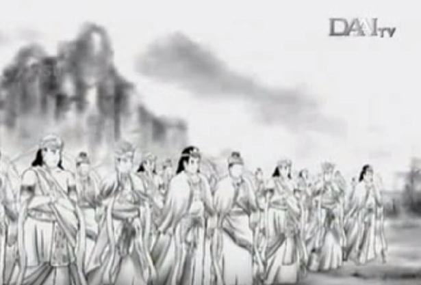 Lima Ratus Ekor Kera Mendengar Dharma