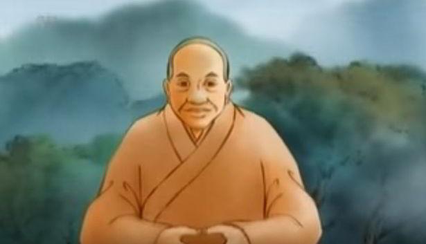 Bhiksu Tua dan Paku