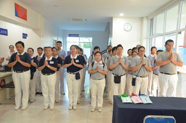 Menanti Harapan Dan Rasa Percaya Diri Yayasan Buddha Tzu Chi Indonesia