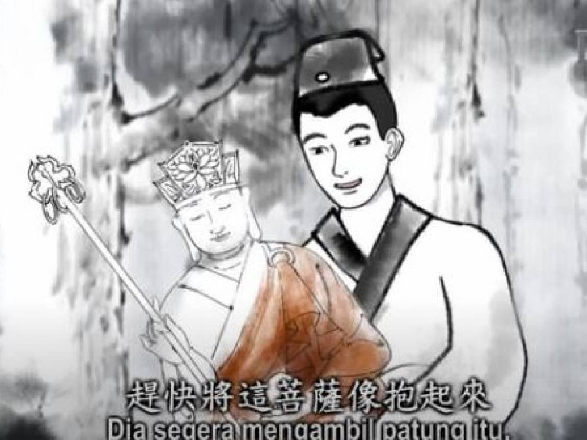 Master Bercerita: Seorang Umat yang Berhati Baik