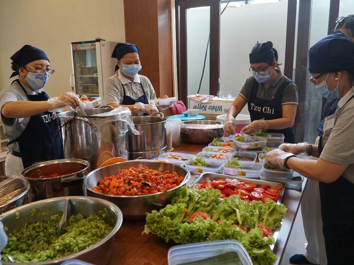 Tulus Bervegetaris Lewat Vegan Catering
