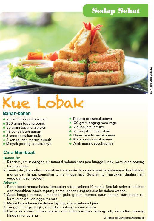 Kue Lobak