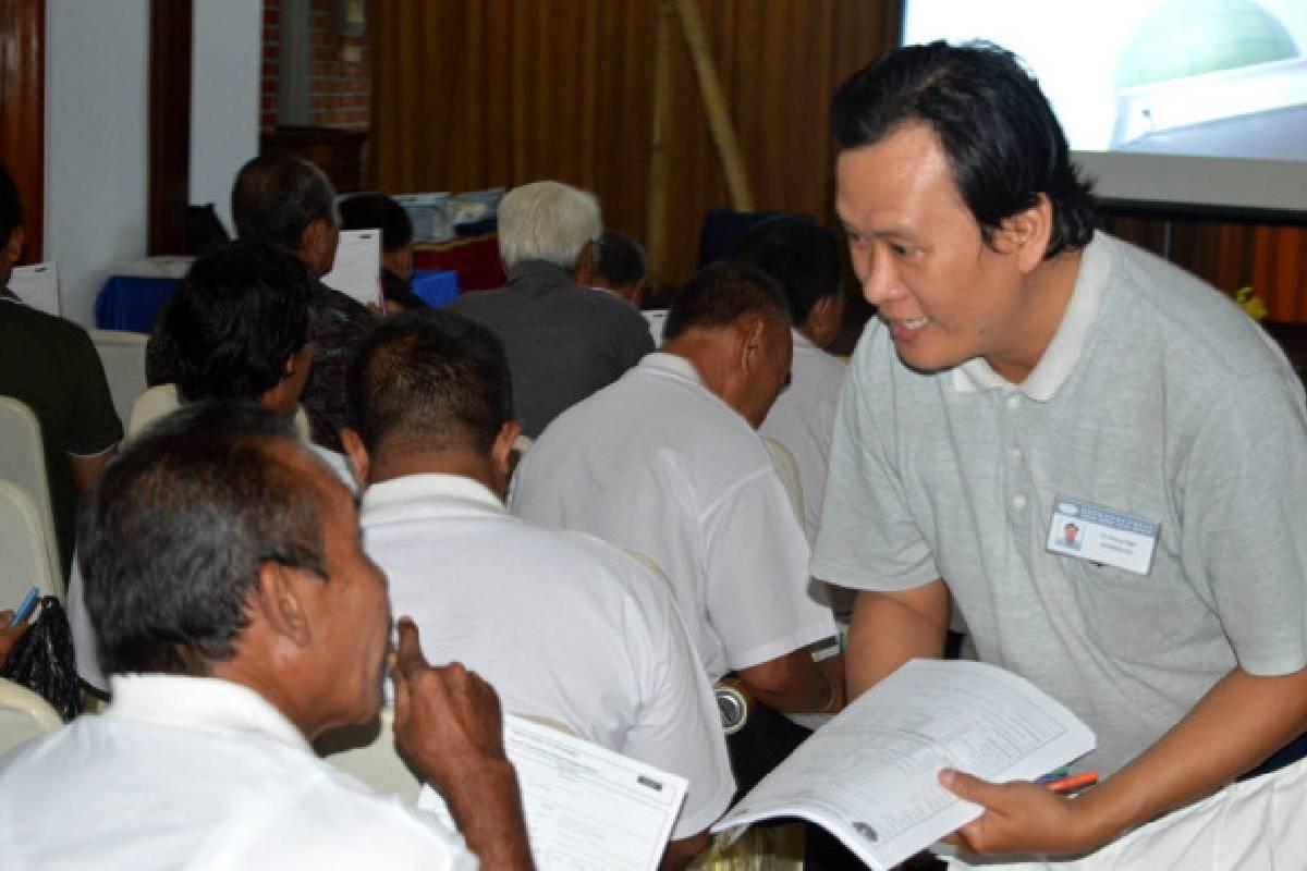 Sosialisasi Calon Relawan Tzu Chi di Singaraja