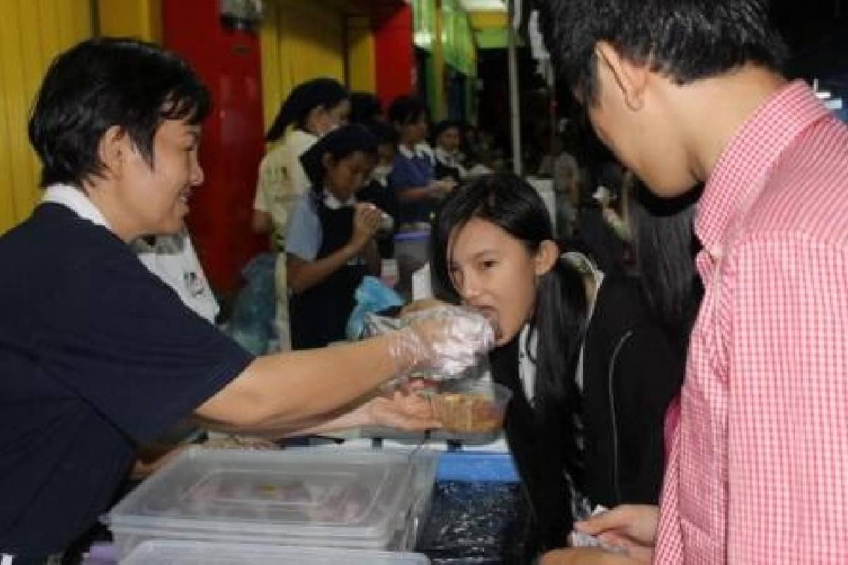 Bazar Amal Tzu Chi, Sukacita dalam Kebajikan