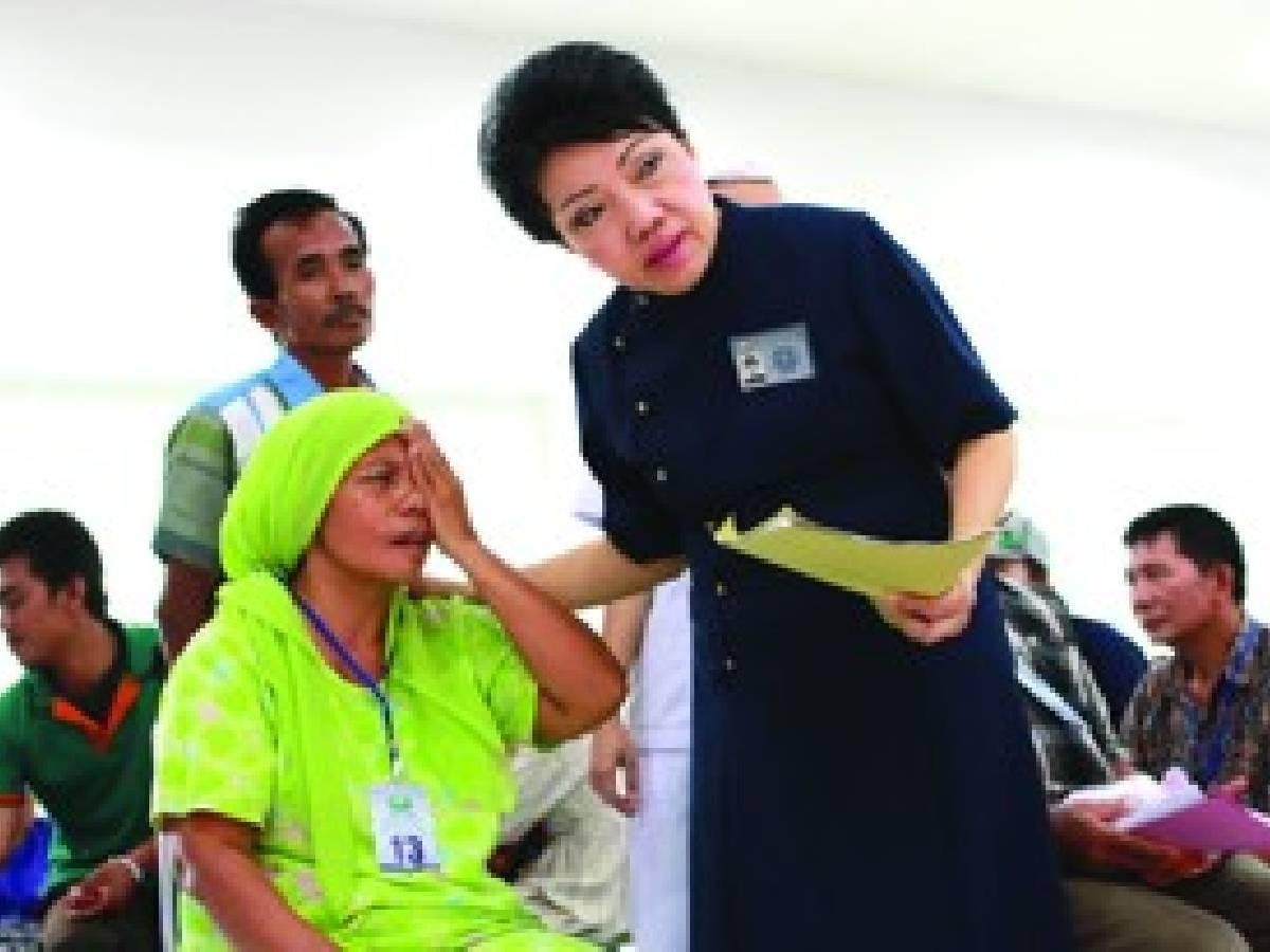 Relawan Tzu Chi Medan: Alice Wijaya