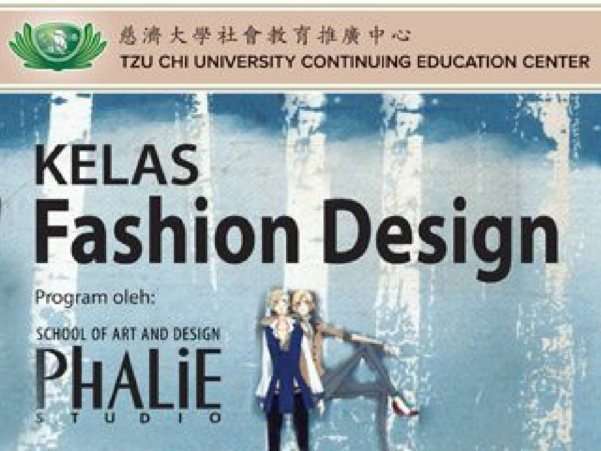 Kelas Fashion Design