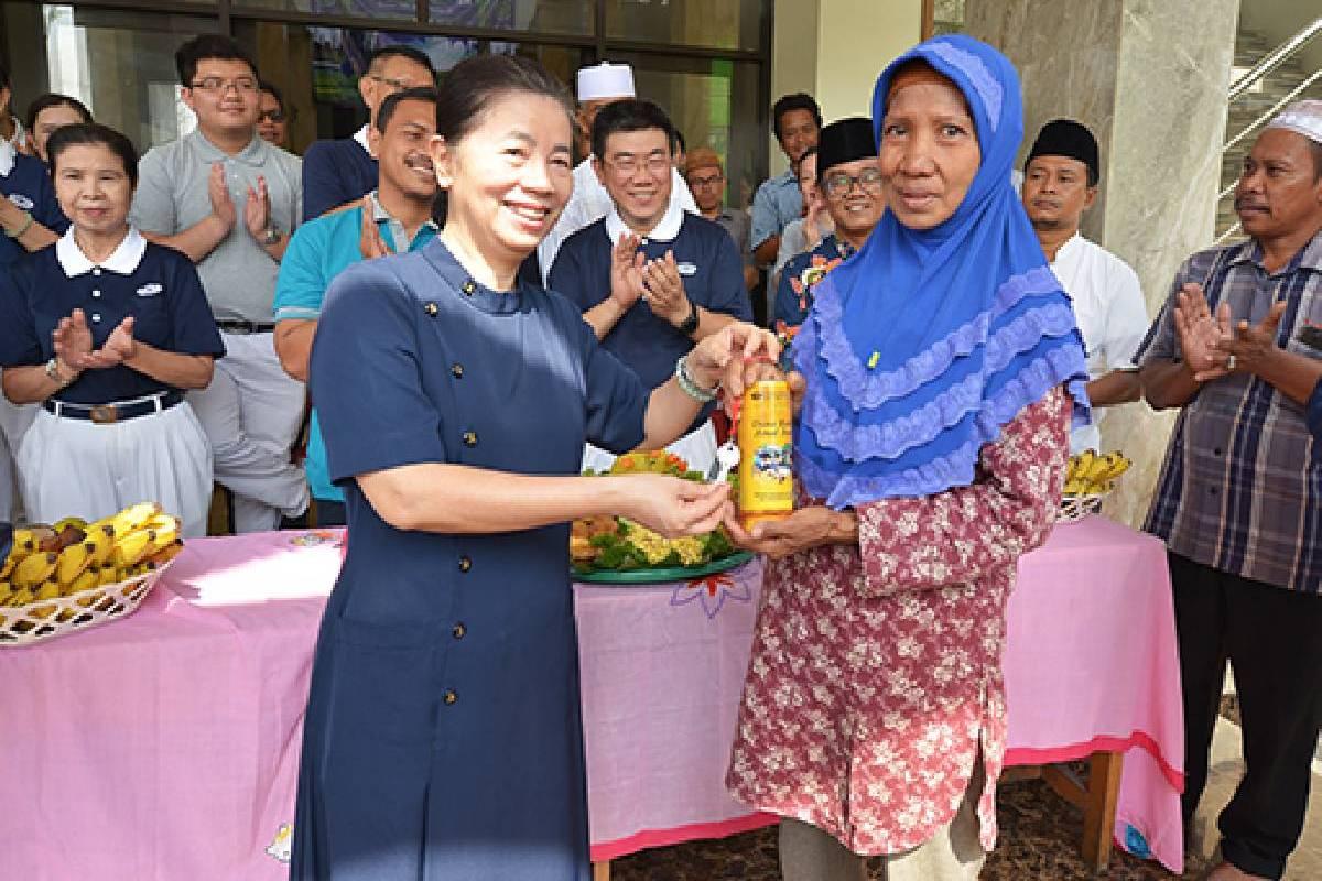 Program Bebenah Kampung di Kamal Muara