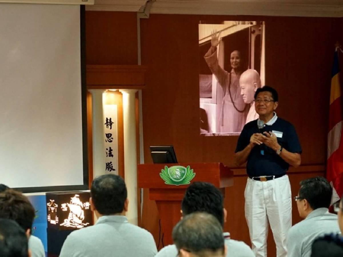 Rudi Tan: Relawan Tzu Chi Batam