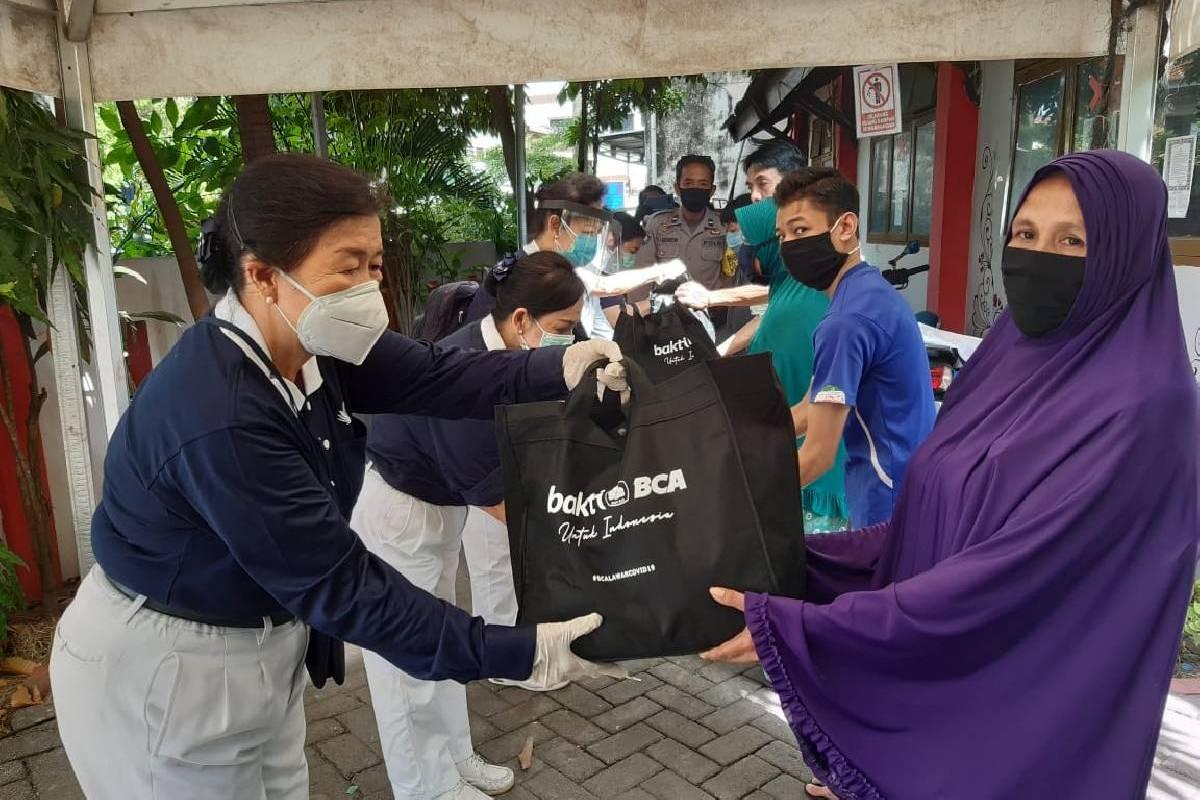 Upaya Membantu Warga Lette di Tengah Kesusahan Akibat Pandemi Corona