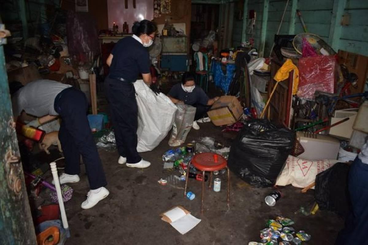 Mengembalikan Rumah Nyaman untuk  Kho Seng Huat
