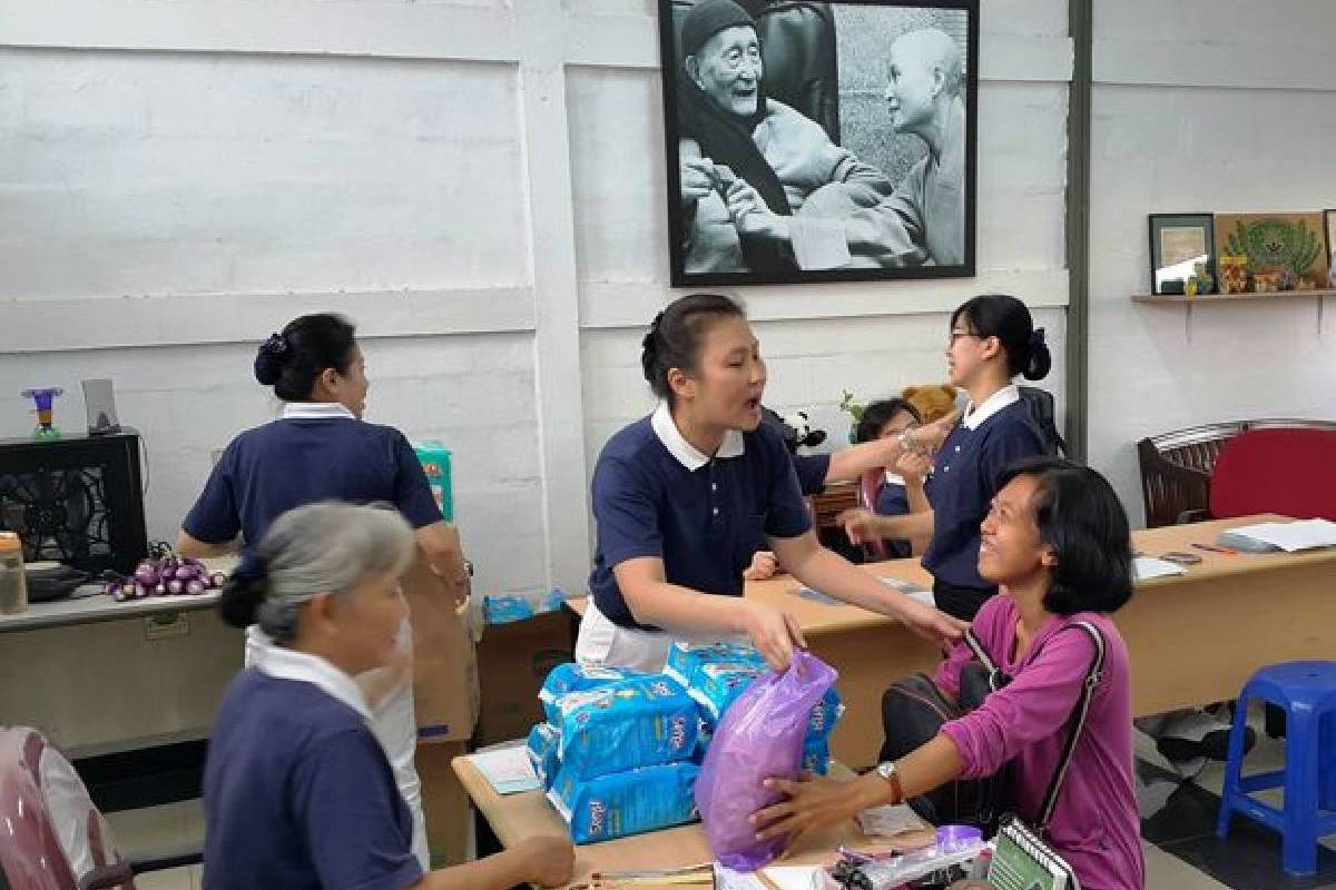 Gathering Gan En Hu: Cerminan Rasa Syukur