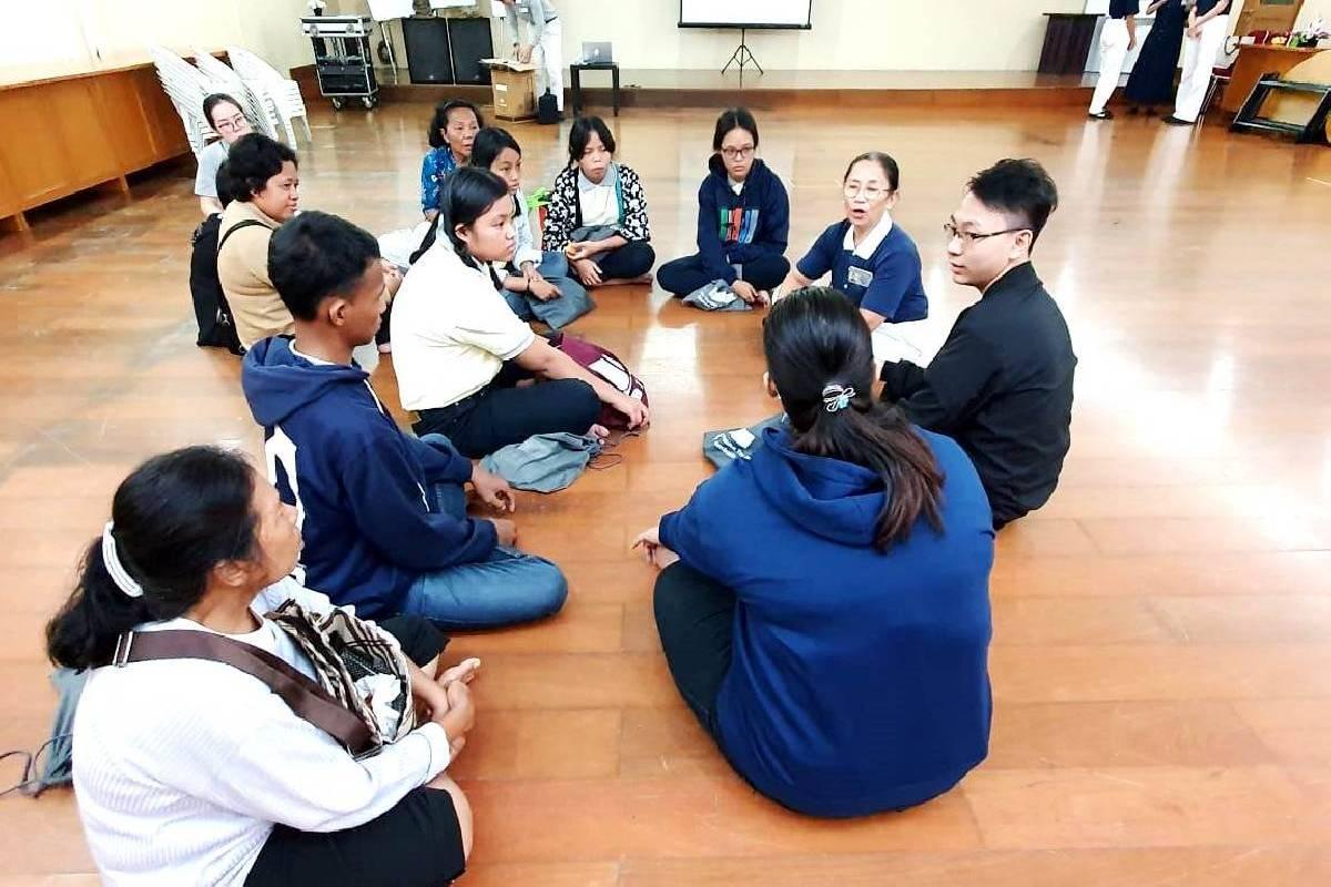 Belajar dan Mempraktikkan Budaya Humanis Tzu Chi