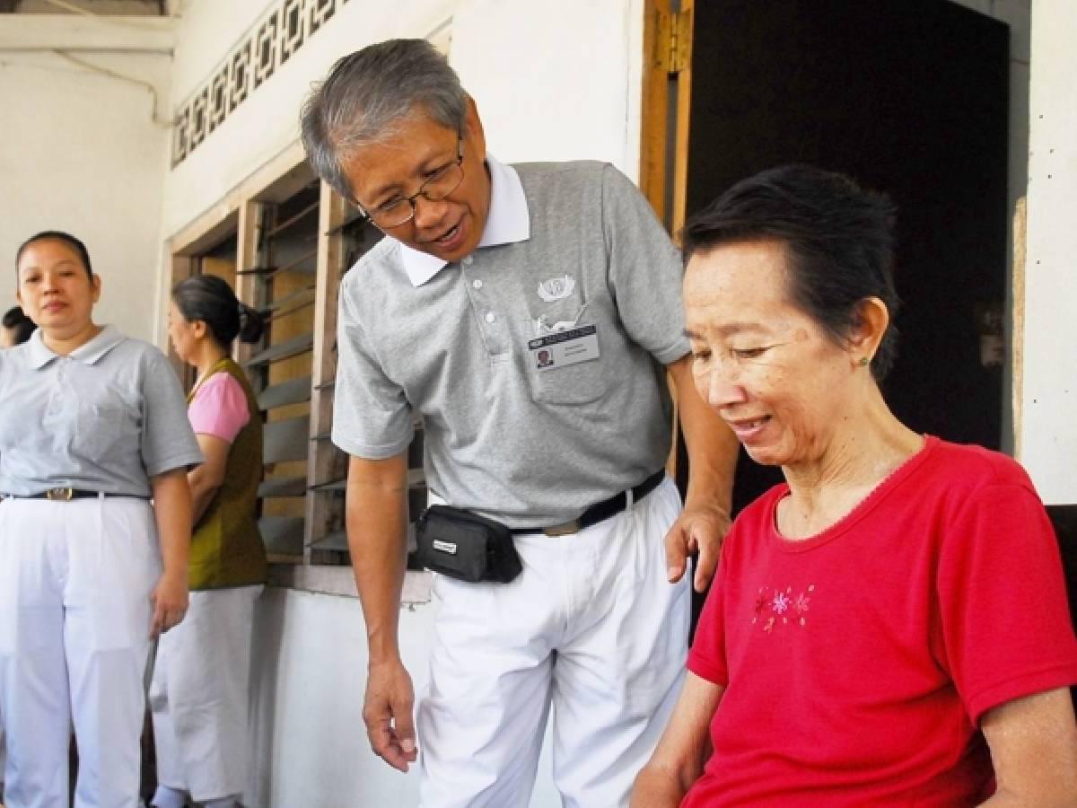 Sukendro: Relawan Tzu Chi Bogor