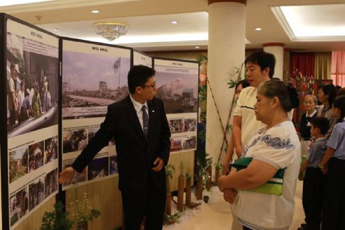 Pemberkahan Akhir Tahun 2015: Menapaki Perjalanan Tzu Chi Medan