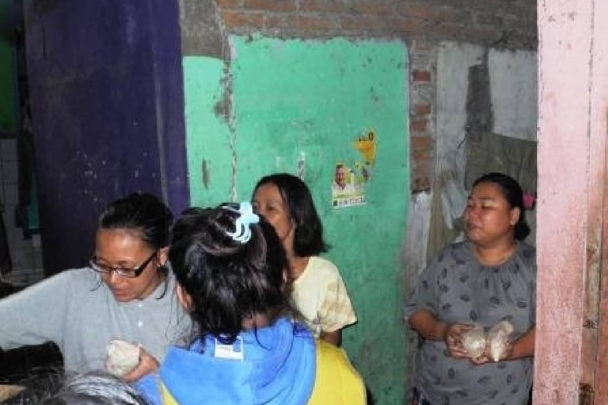 Banjir Jakarta: Bantuan Banjir Bagi Pademangan