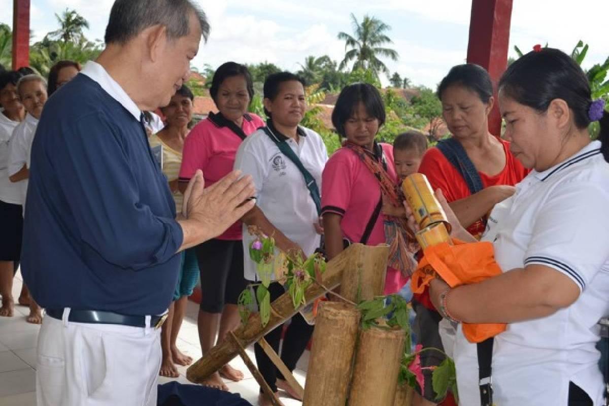 Celengan Cinta Kasih Warga Desa Simpak