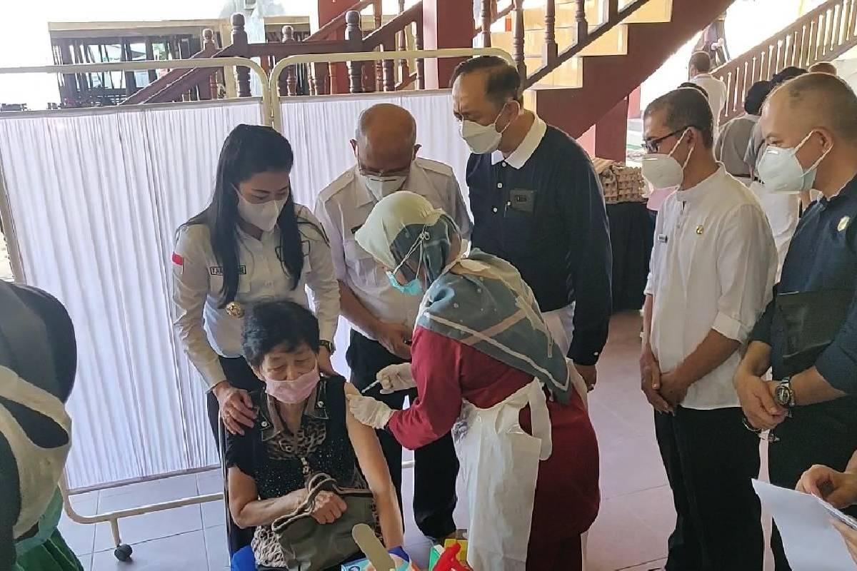 Mendukung Program Vaksinasi Covid-19 di Kota Singkawang