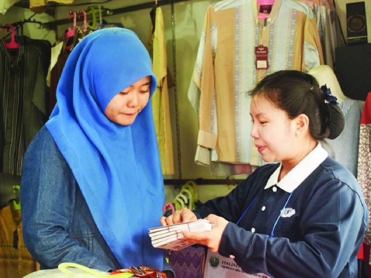Suriati: Relawan Tzu Chi Tanjung Balai Karimun