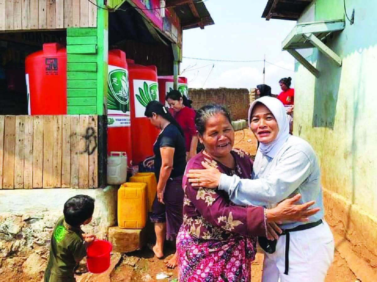 Anna Suryana: Relawan Tzu Chi Lampung