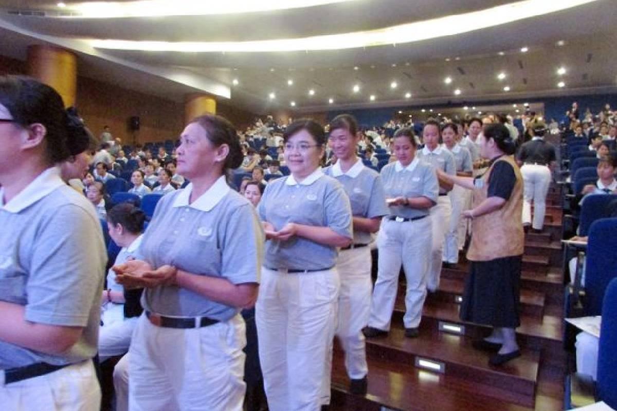 Pelatihan Komite dan Calon Komite: Siap Menjadi Insan Tzu Chi yang Sesungguhnya
