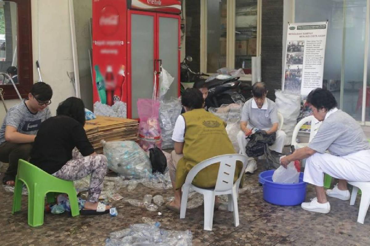 Titik Pemilahan Daur Ulang Baru di Surabaya