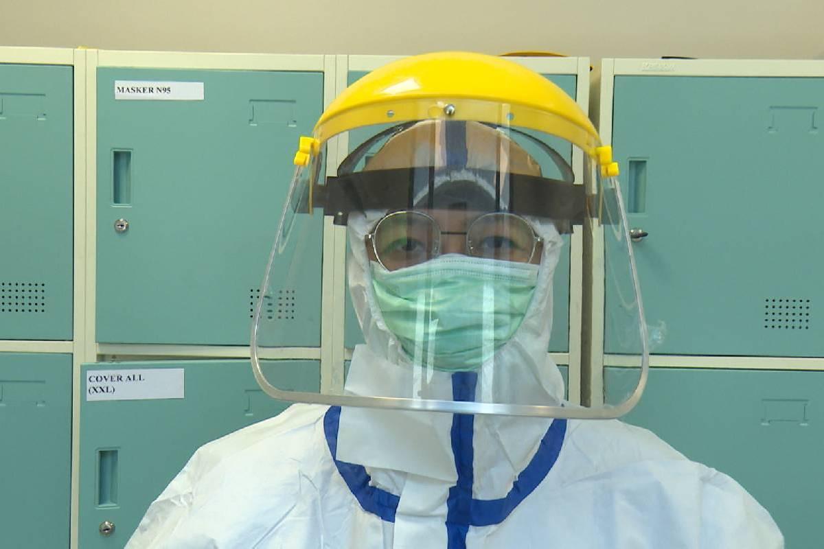 Sepenuh Hati Melayani Masyarakat di Masa Pandemi