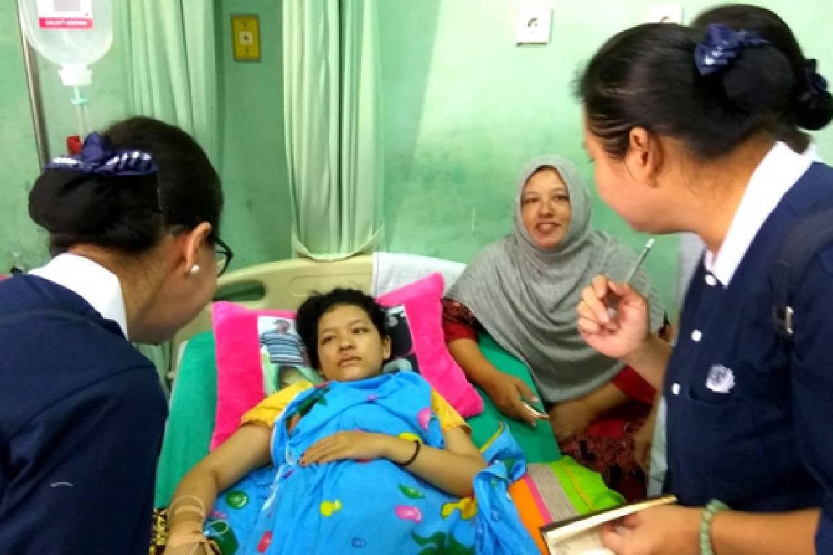 Gempa Aceh: Kehangatan Kasih untuk Korban Gempa