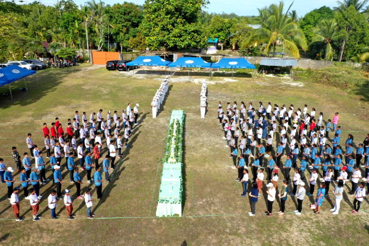 Waisak 2019: Bersatu Hati Berdoa Bersama