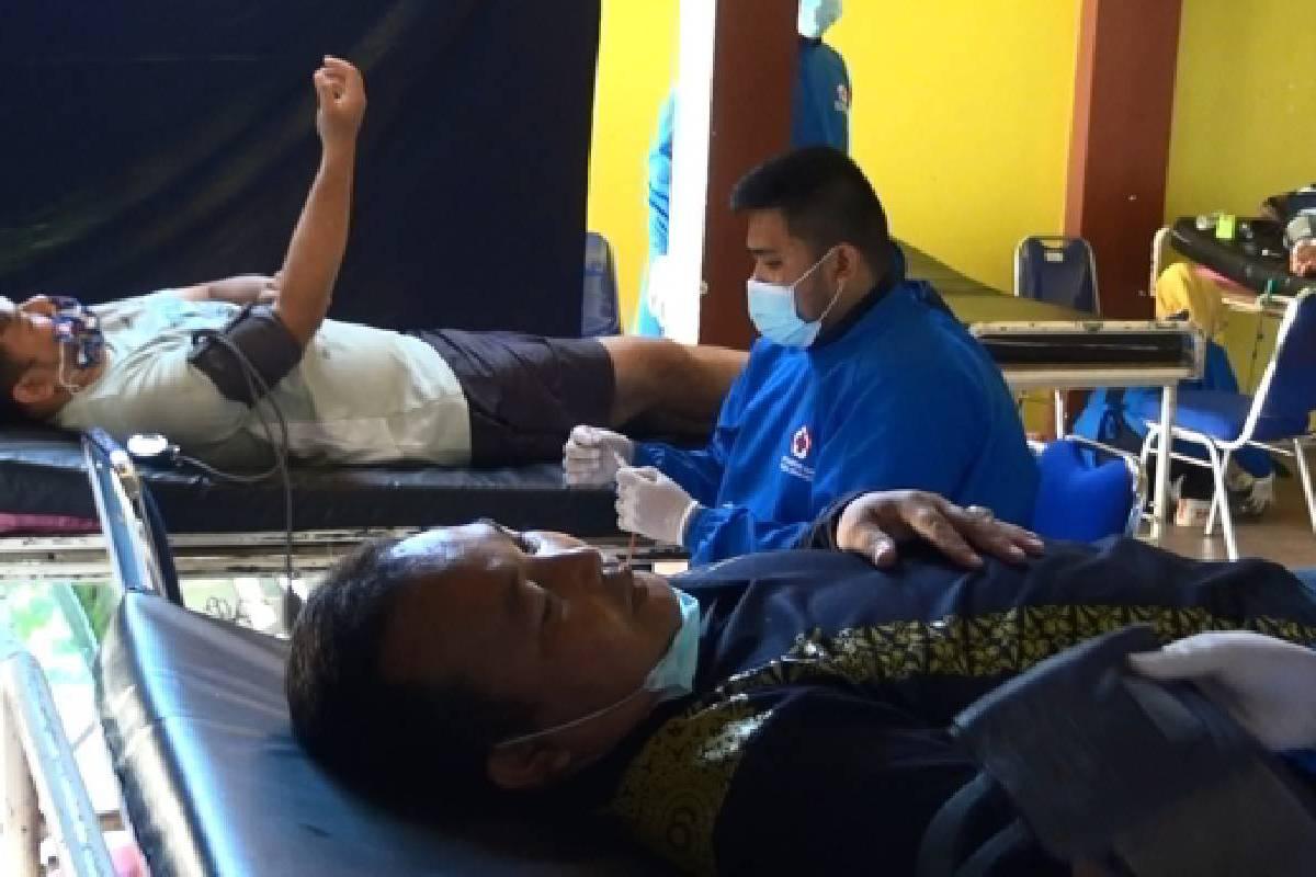 Donor Darah di Masa Pandemi