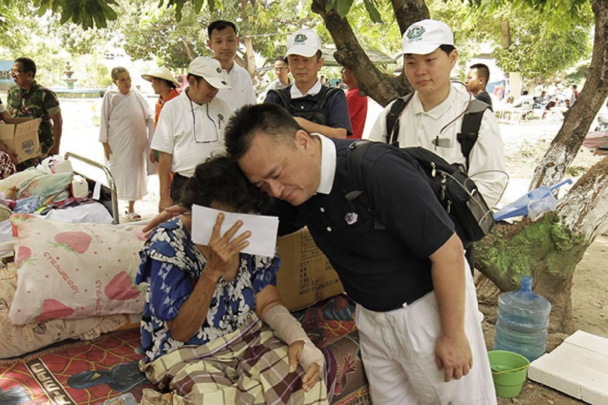 Gempa Palu: Menyambung Asa Korban Gempa dan Tsunami
