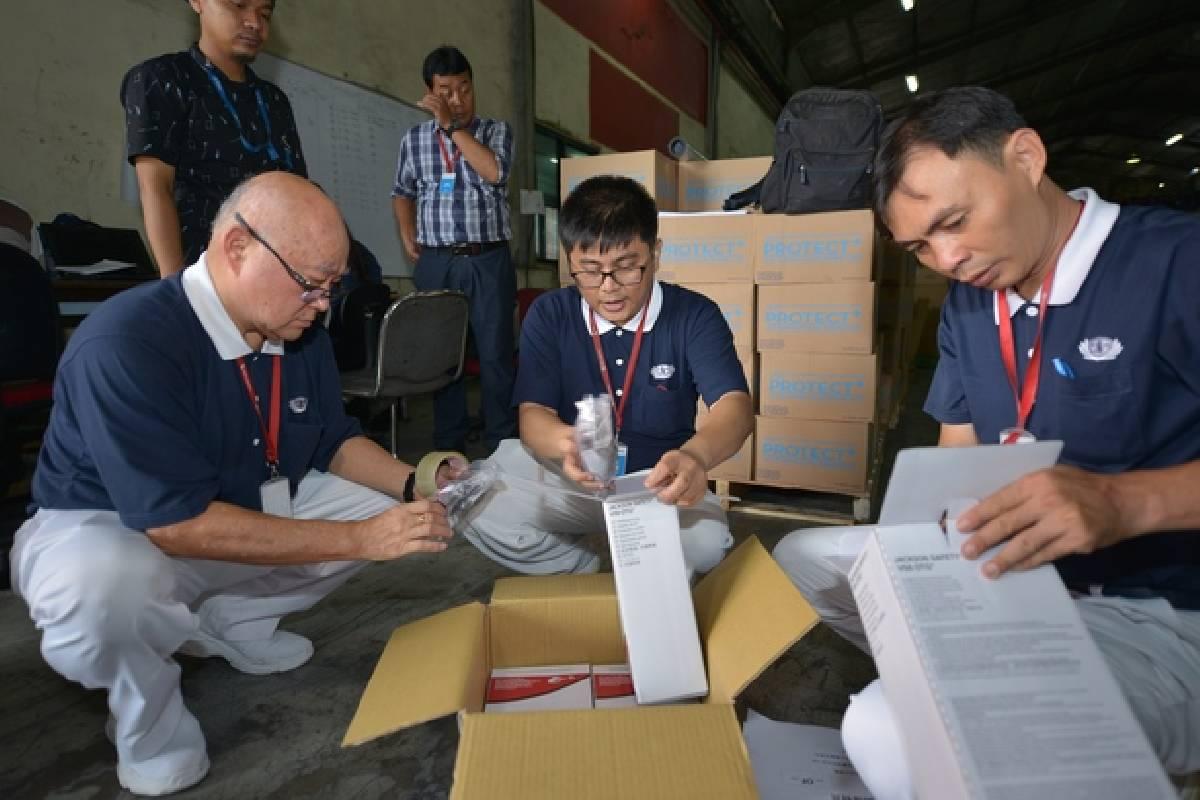 Bantuan Tzu Chi Indonesia untuk Penanganan Corona