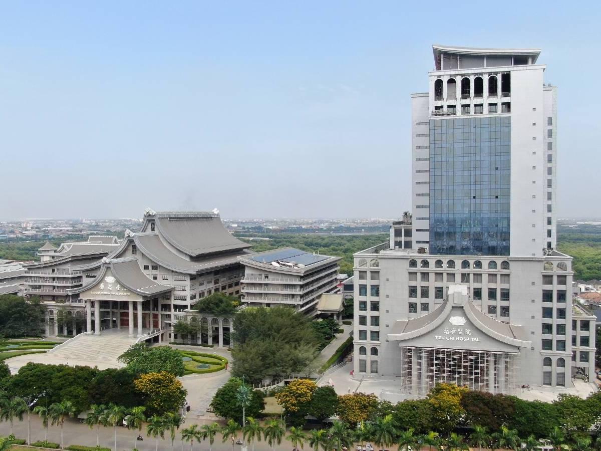 Menyambut Hadirnya Tzu Chi Hospital