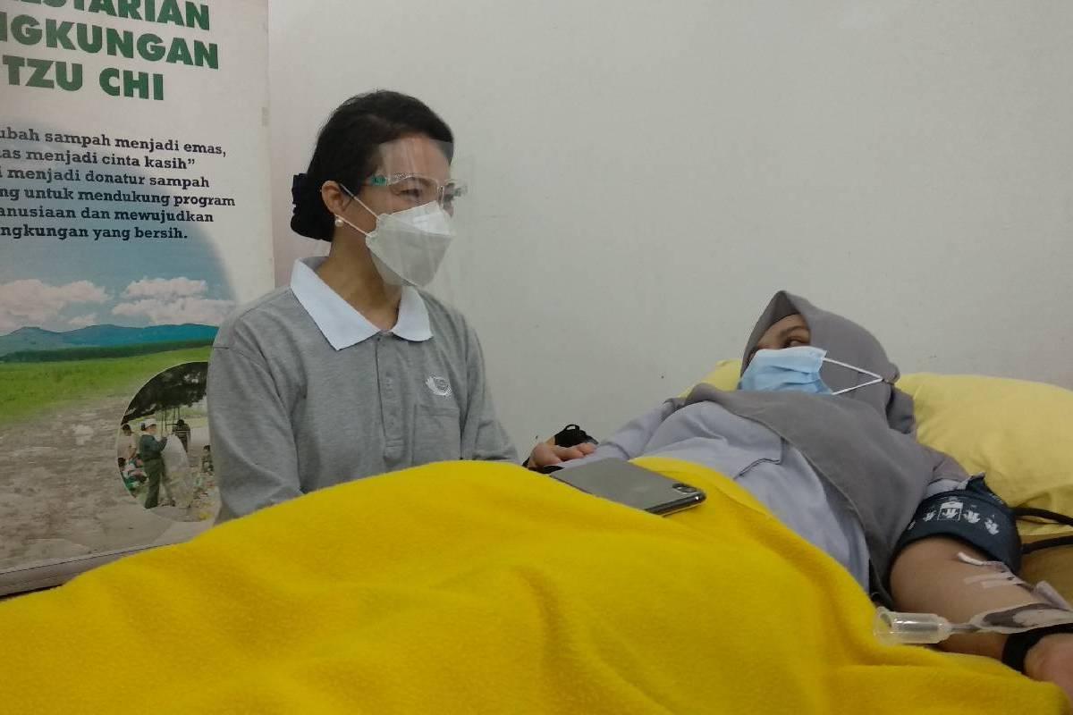 Ayo Tetap Donor Darah Semasa Pandemi