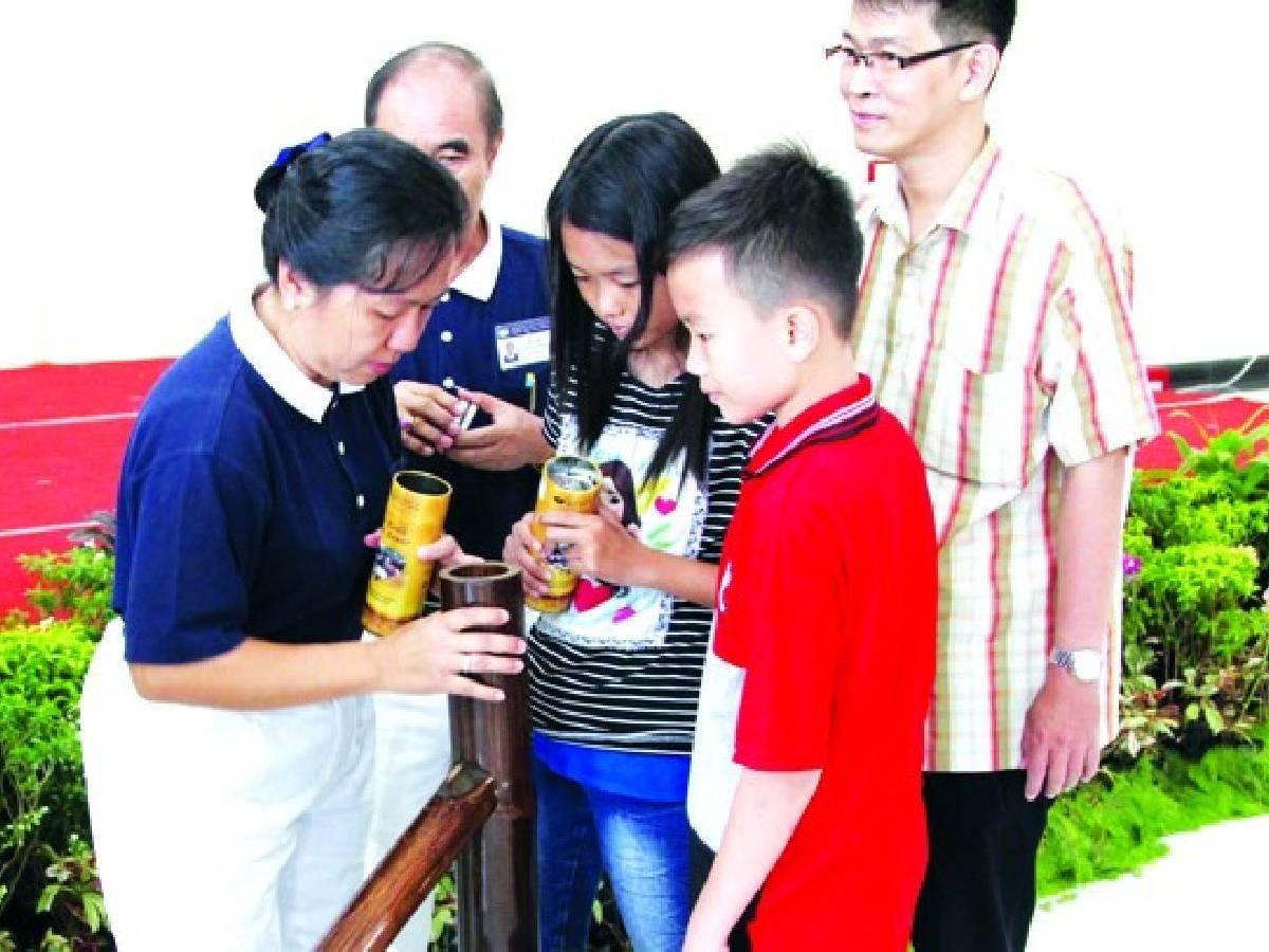 Relawan Tzu Chi Lampung: Lita