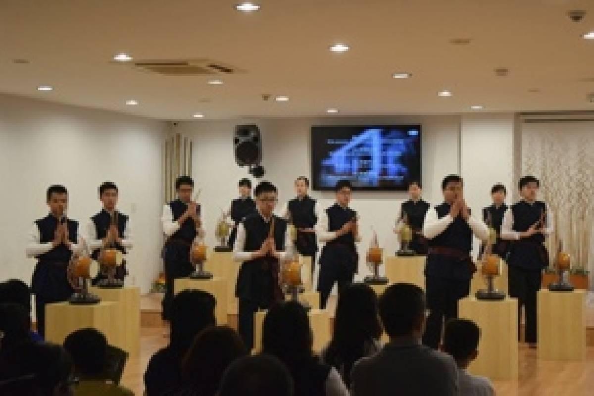 Penutupan Kelas Budi Pekerti Tzu Shao Medan