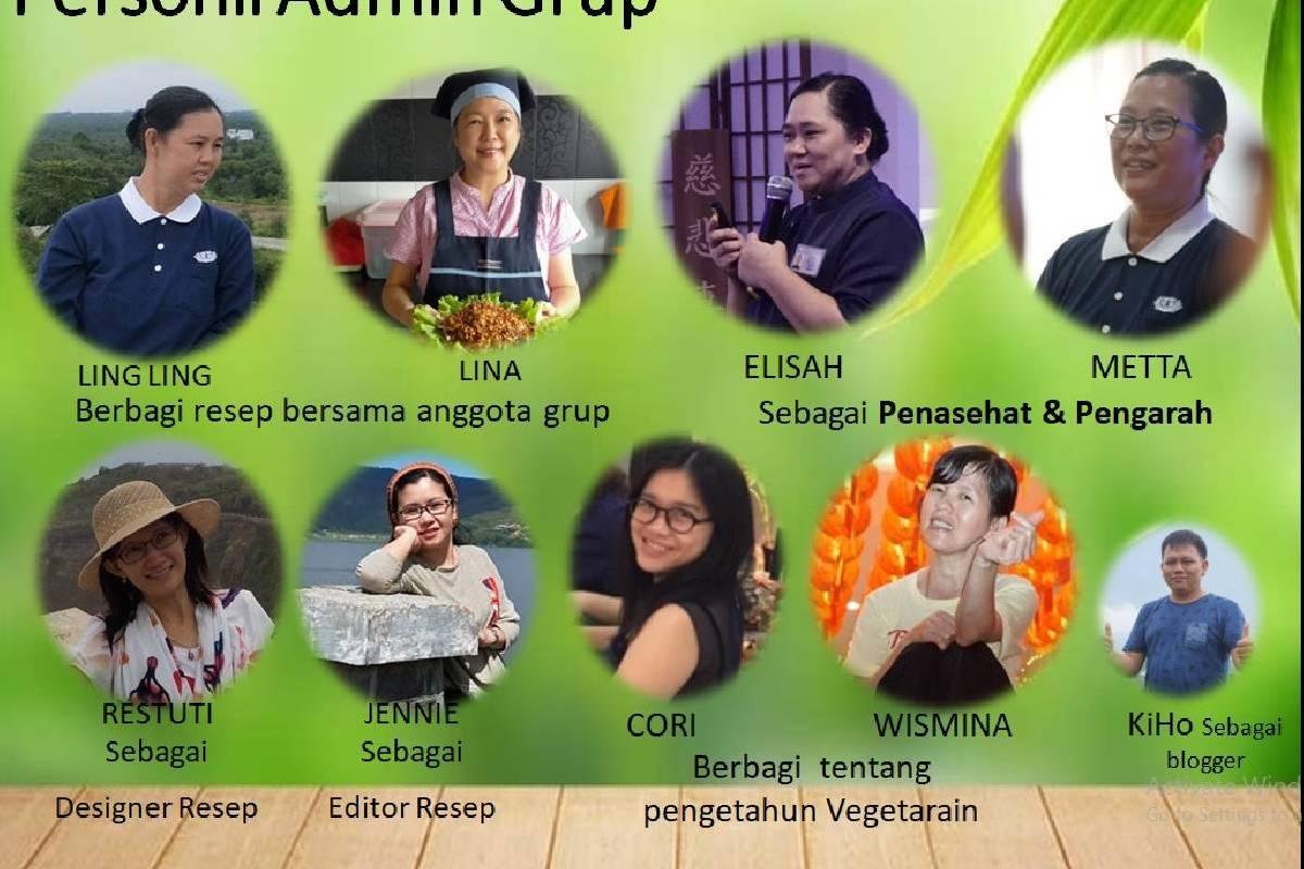 Temu Kenal Grup Love & Peace with Veggie