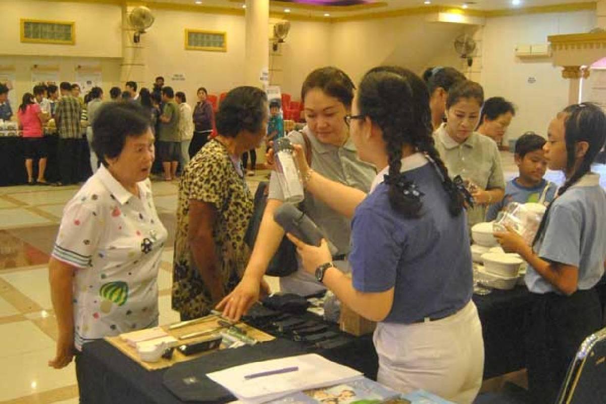 Gema Doa Sejuta Insan di Singkawang