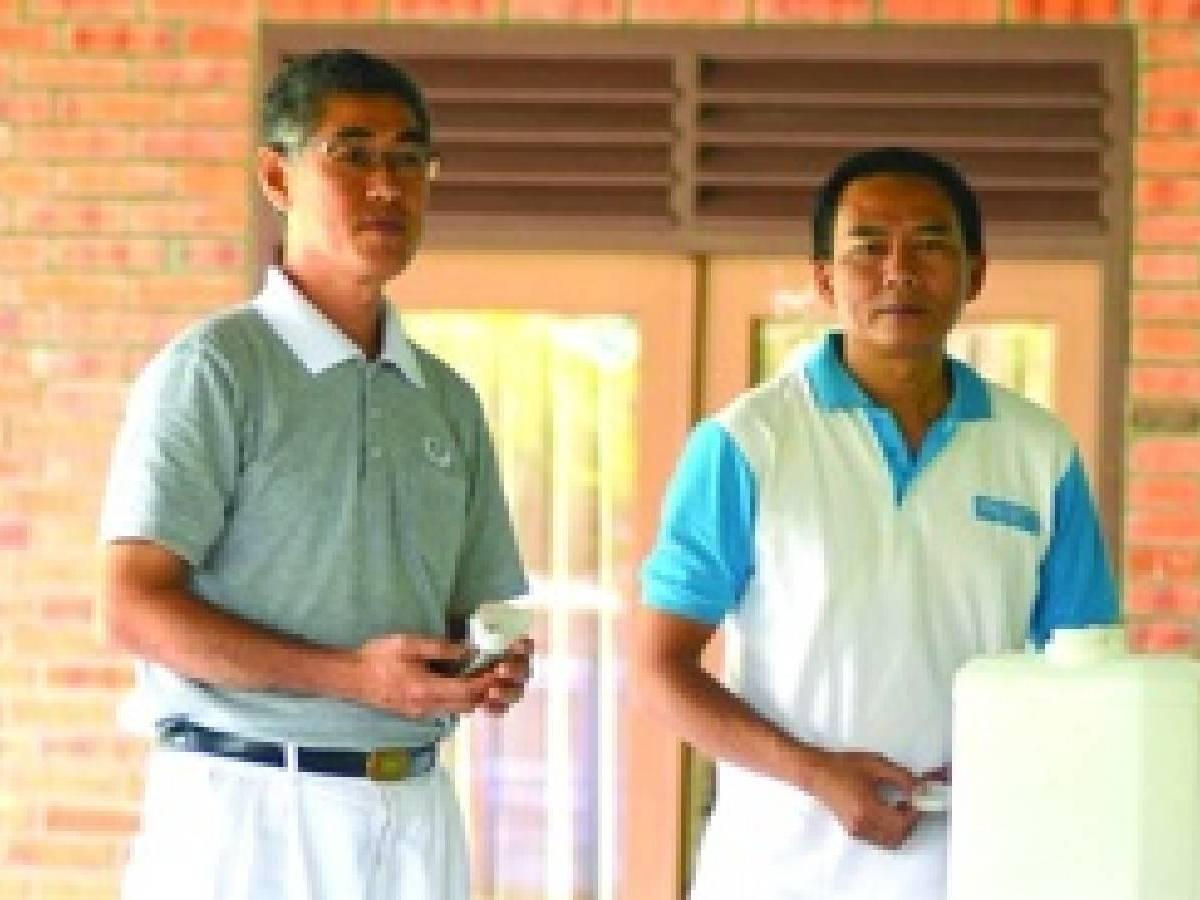 Relawan Tzu Chi Jakarta: Roberto H. Chandra