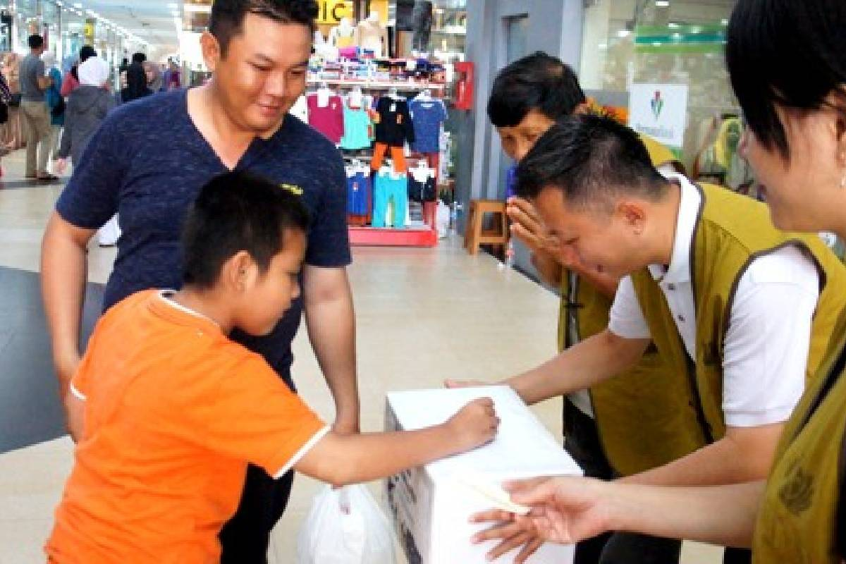 Gempa Palu: Kita Peduli, Kita Satu Keluarga