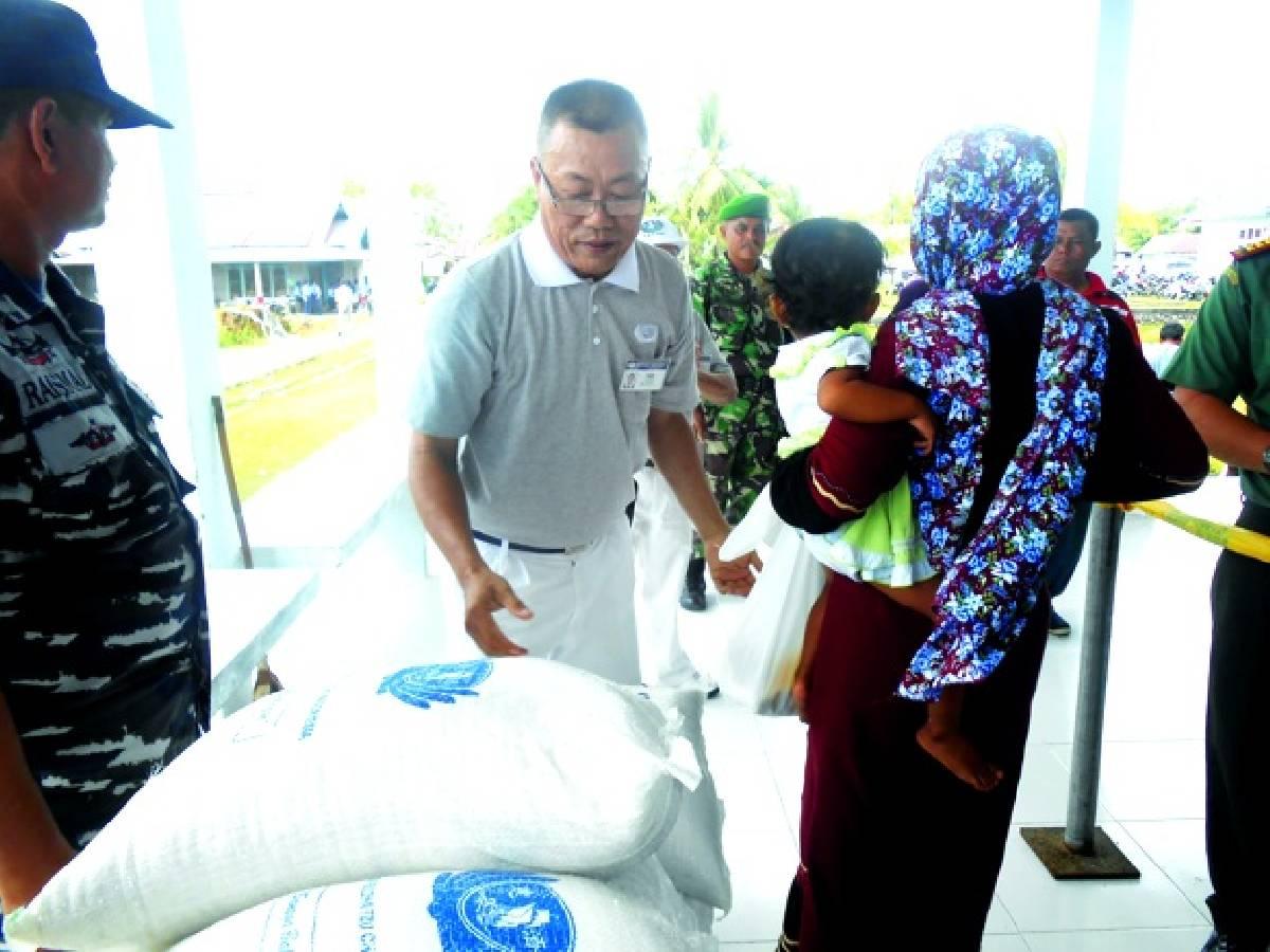 Relawan Tzu Chi Padang: Theng Kheng Hwat