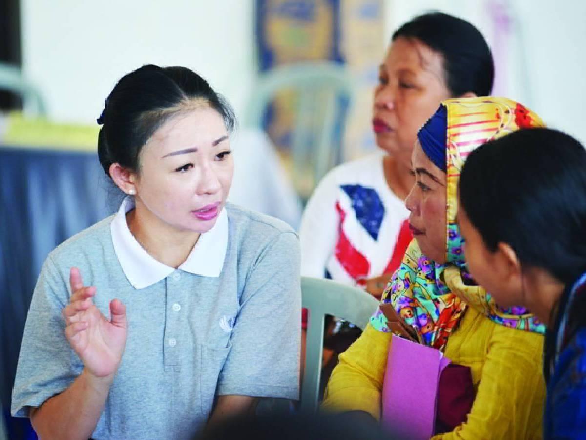 Mimi Tjondro: Relawan Tzu Chi Jakarta