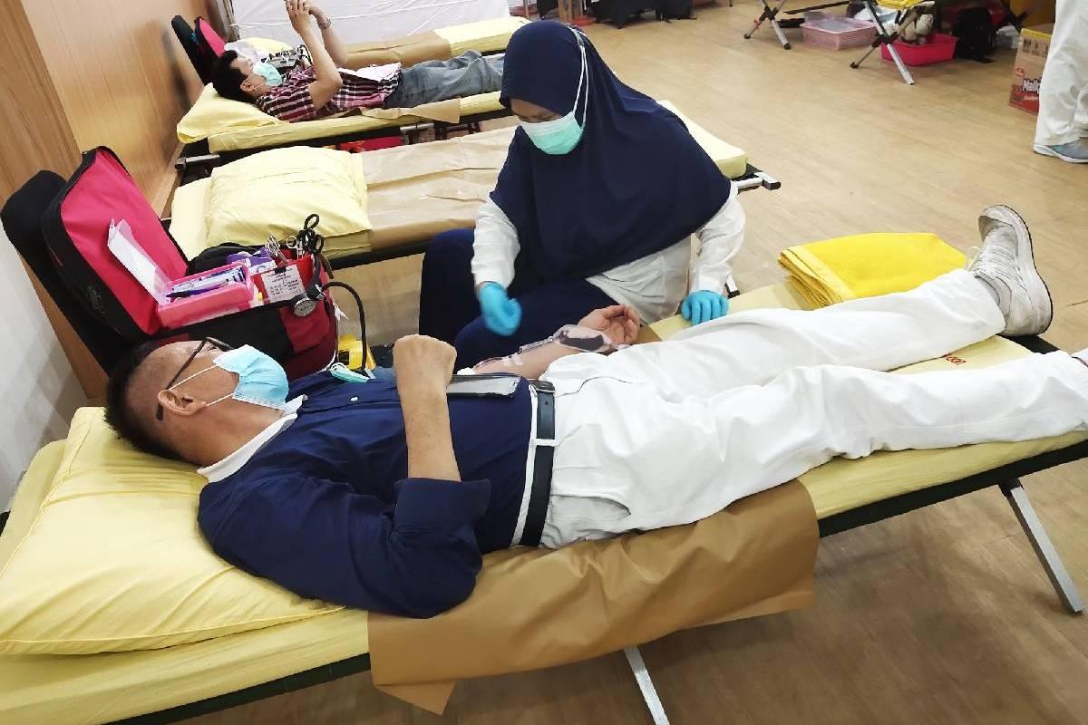 Tetap Mendonorkan Darah di Masa Pandemi