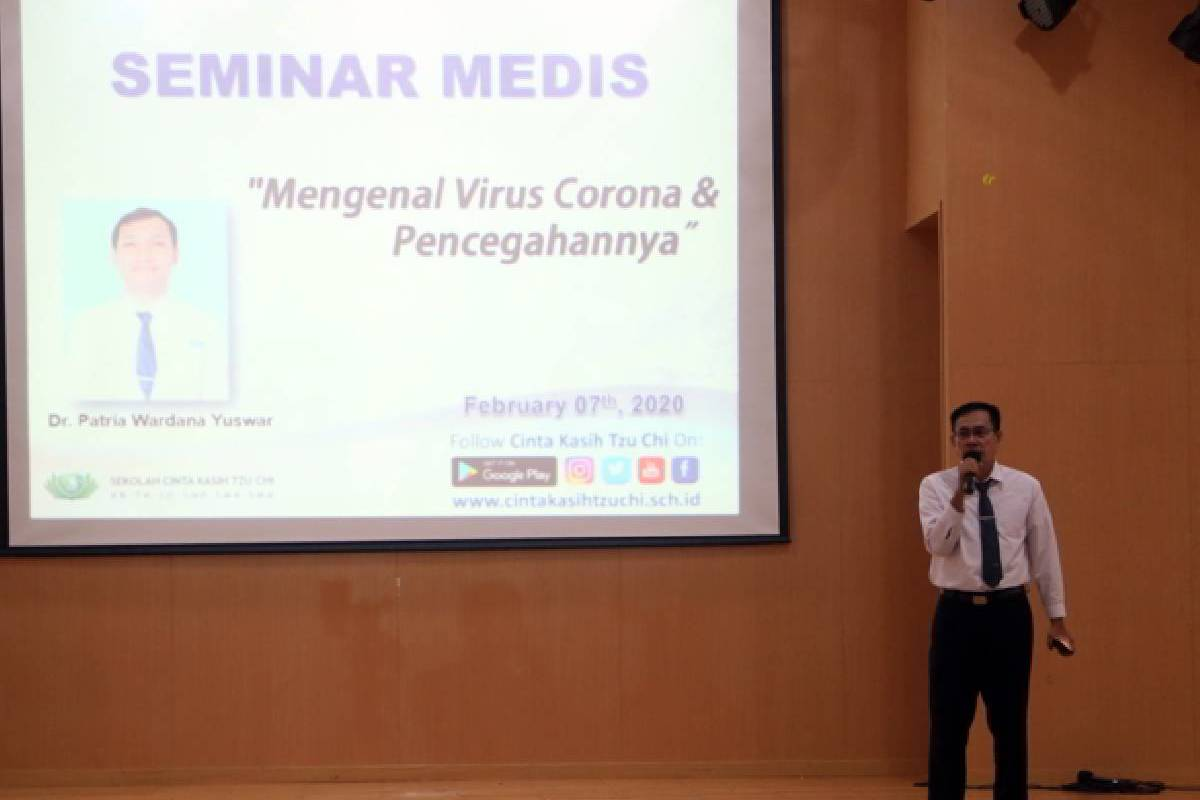 Mengenal Virus Corona dan Cara Pencegahannya