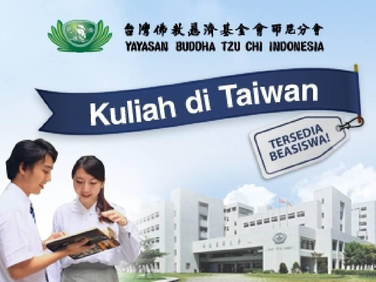 Beasiswa di Tzu Chi University
