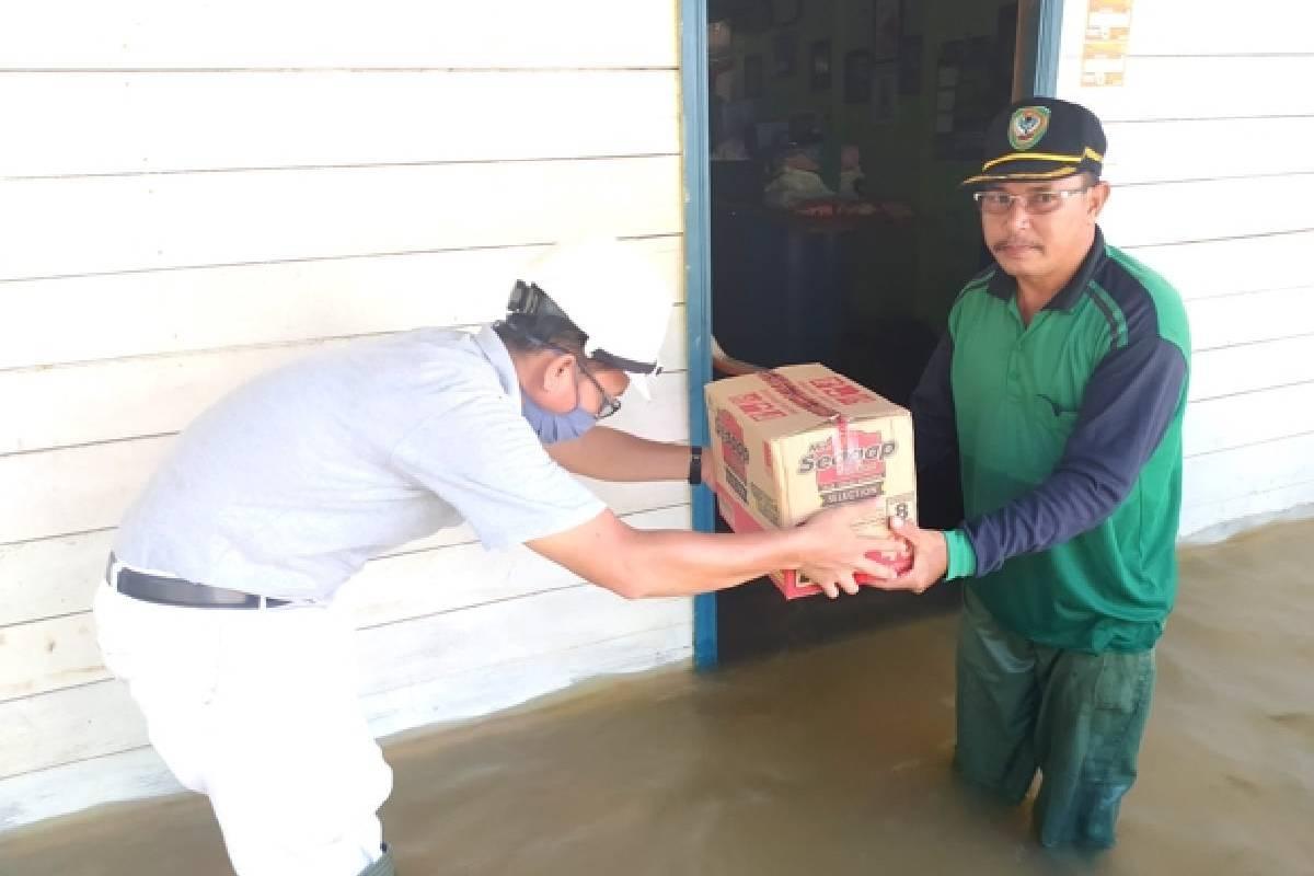 Kekuatan Cinta Kasih di Tengah Bencana Banjir