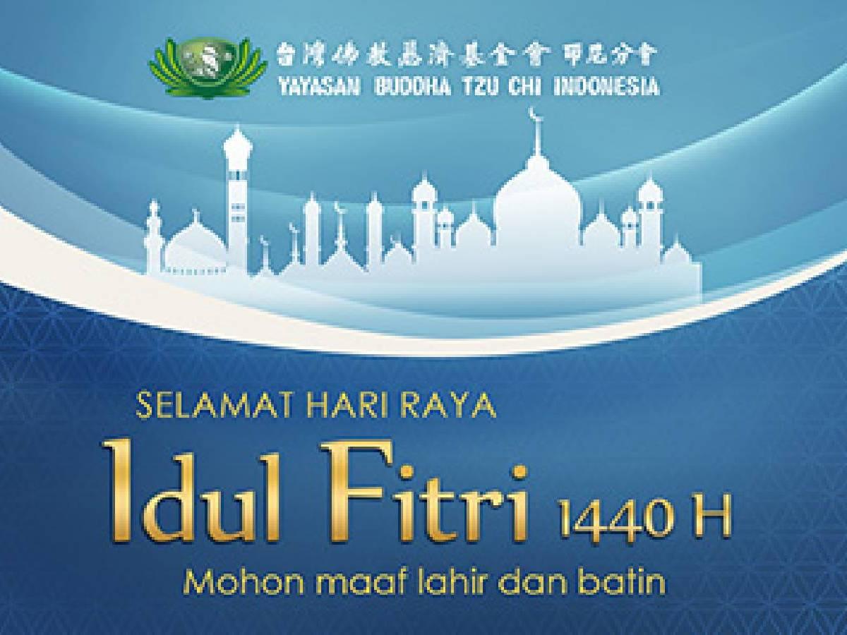 Selamat Idul Fitri 2019