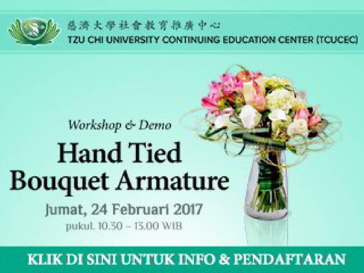 Hand Tie Bouquet Armature