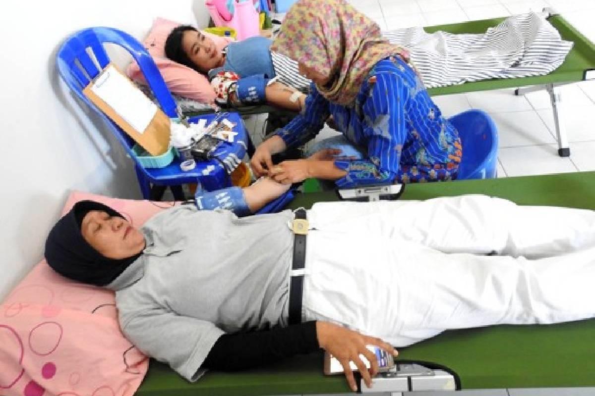Wujud Cinta Kasih kepada Sesama Melalui Donor Darah